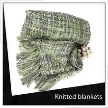 Free Sample Knitted Cheshire Cat Blanket