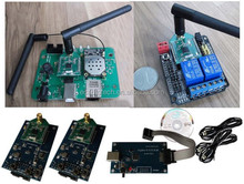 WIFI ZigBee gateway module of networking design and production of remote control board circuit board of intelligent Home Furnish