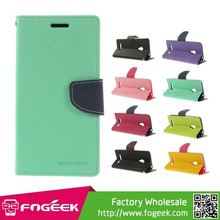 for Asus Zenfone 5 Case, Mercury Fancy Diary Leather Wallet Magnetic Case w/ Stand & Card Slots for Asus Zenfone 5