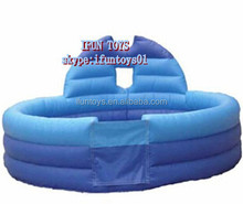 inflatable foampit pool for kids