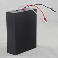 2015 New style Aluminium case 36v 18650 battery pack for ebike akku 36v 10ah lithium battery