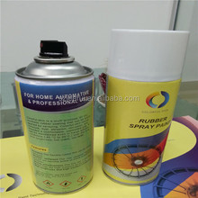 car rim car body protection paint rubber spray film,factory direct sale colorful paint