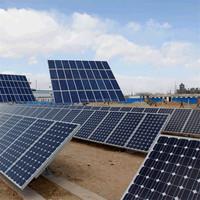 Bluesun best 12V Pv monocrystalline 100w solar modules for solar system
