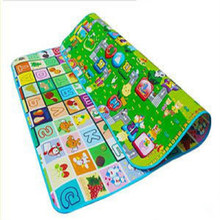 Non-toxic play mat for baby non-slip play mat with sides baby high temperature resistance EPE play mat