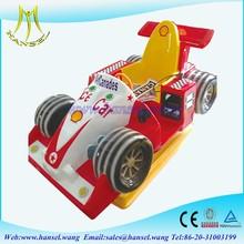 Hansel hot selling funfair kiddy ride car