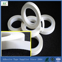 Functional waterproof seam sealing tape for glass fabric