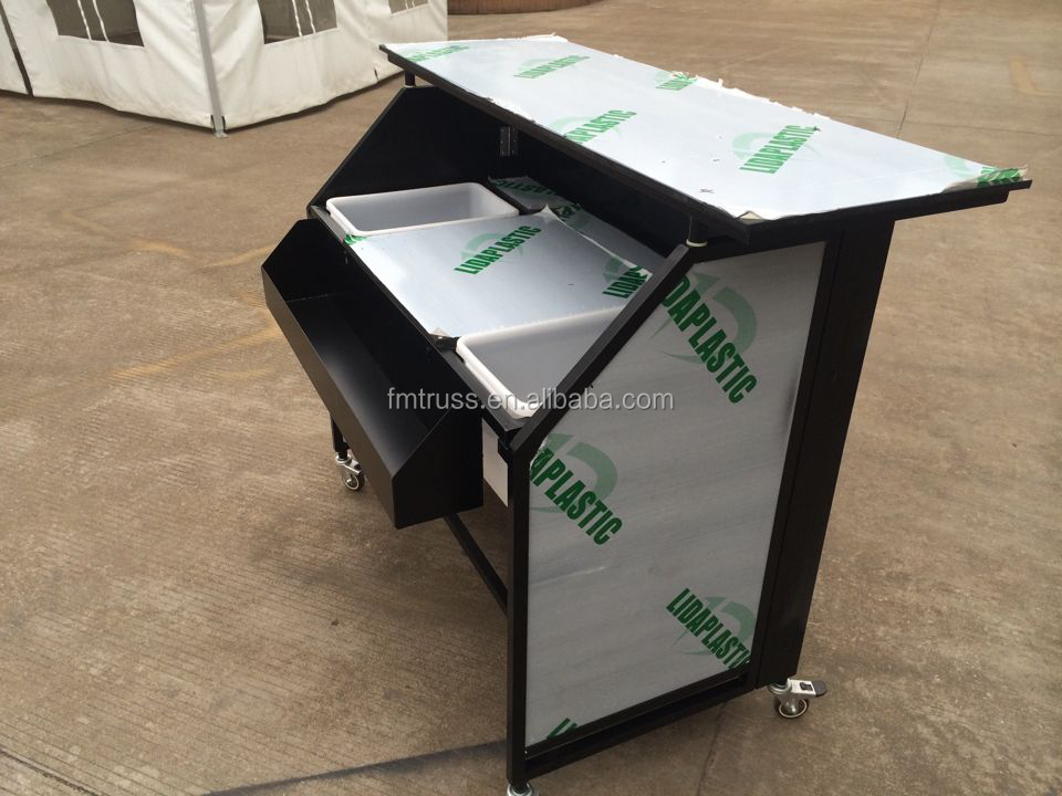 Top 18 Awesome Portable Bar Table Djenne Homes