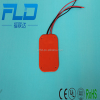 customized silicone rubber heater heat element convector