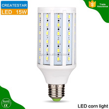 15W SMD 5730 led light bulb e27 360 degree