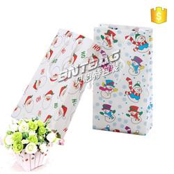 Christmas gift bag designer shopping bags for christmas