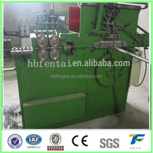 Used automatic clothes wire hanger making machine