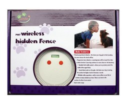 Hot selling electronic outdoor dogs fence p-007