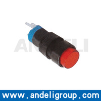 pushbutton switch with waterproof cover