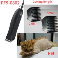Professional AC pet hair clipper(2 speed adjustment) from a manufactory with GS CE RoHs BSCI certificate