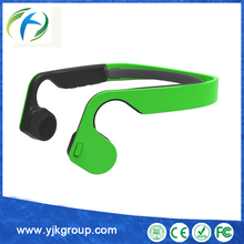 2015 new model waterproof bone conduction headphones