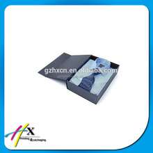 2015 High Quality Hottest Book-shaped Paper Box, Paper Packaging Box for Shirts, Paper Box for Men