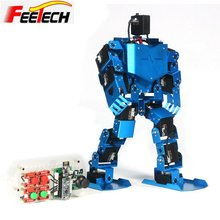 Feetech 17DOF humanoid robot walking educational toys for adults