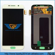 White for Samsung Galaxy S6 LCD, 12 Hours Shipping !!