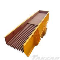 China lead brand fine powder vibration feeder for aggregate producion plant