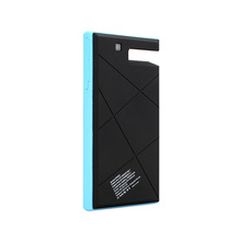 With PVC case and holder 8000mah Solar portable power bank charger for ipad 4