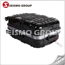 eva president luggage eva softside travel trolley luggage