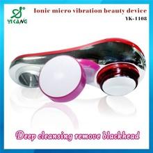 2015 Personal Electric Vibrating Facial Massager Tools Ultrasonic Facial Massager