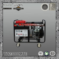 2kw to 20kw rare earth permanent magnet gasoline used generator for sale in pakistan