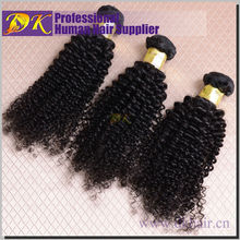 Top grade 7A complete 100% raw human remy hair extension wholesale indian kinky curly virgin hair