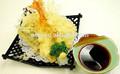 tempura de harina