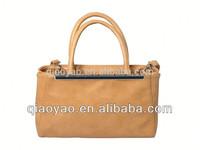 Leather bag leather camera bag