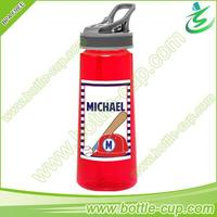 750ml squeeze leak proof water bottle for kids with custom logo