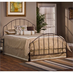 modern bedroom furniture simple king size/queen size/king size metal bed in bronze