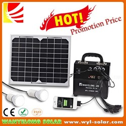 High quality 10W system solar for home,solar home lighting system