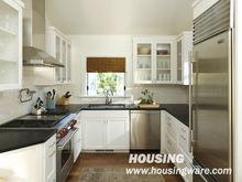 muebles de cocina totalmente personalizada tradicional pintado, muebles de cocina de madera pintada, muebles de cocina
