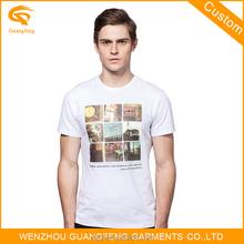 100% Cotton Design your own Elongated T-shirt