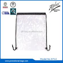 PVC Waterproof Sport Drawstring Backpack