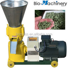 Hot sales straw pellet mill,wood pellet machine, rice husk pellet press with Automatic lubrication system for sale