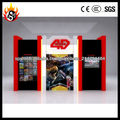simulador profesional de 5D/6D/7D , 2014 el más popular juego para familias