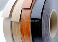 china supplier kitchen cabinet shelf edge banding tape