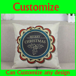 Knee pillow for sleeping high quality square christmas decorative pillow