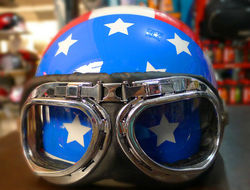 Stock clearance New Retro half helmet,scooter helmet,motorcycle helmet