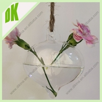 100,110,120,150mm,etc ,custom size accepted,100mm Clear Bubble Shaped Glass Terrarium Bowl