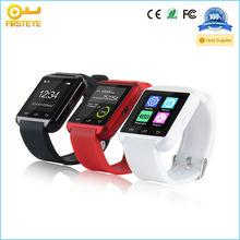china manufacture cheap smart watch bluetooth phone u8