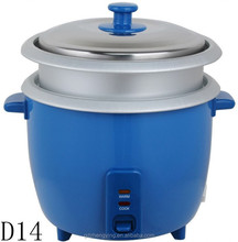 Home Utensils China Double Pots 1.8L Electric Rice Cooker