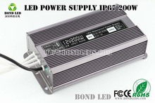 Low Ripple PF>0.98 EFF>90% 160W constant current led power supply