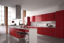 professional hotsale sandwich or plywood board kitchen cabinet