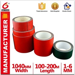 From the type of PE type acrylic foam double-sided paper tape glue