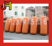 PVC Material Cheap inflatable buoy for Water Park