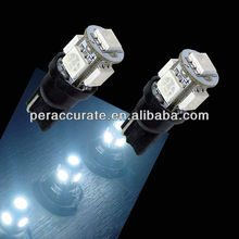 Auto LED Bulb 5050 3chips, 194 168 w5w T10 5 SMD 5050 motorcycle accessory