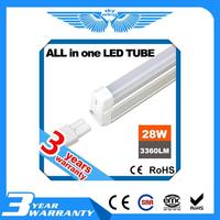 Hot selling led tube lights www .xxx com with CE certificate SW-1200T8A18PW225